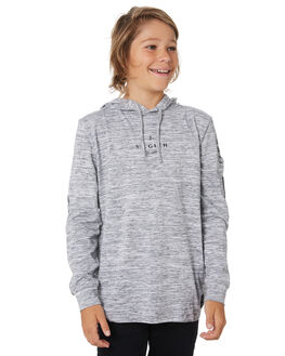 GREY MARLE KIDS BOYS ST GOLIATH TOPS - 2432017GRM
