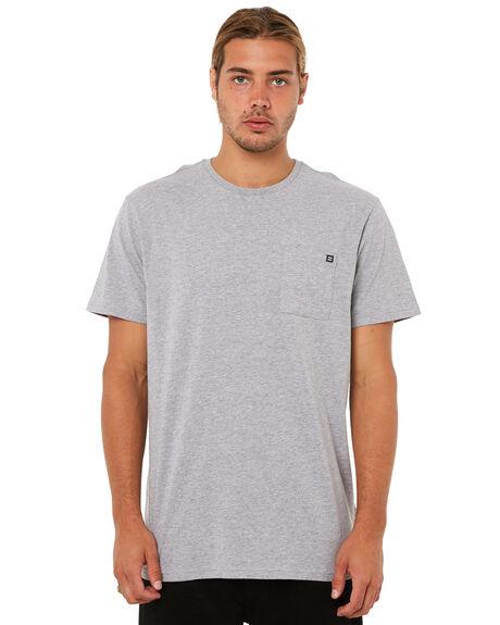 GREY MARLE MENS CLOTHING BILLABONG TEES - 9562046GMRL