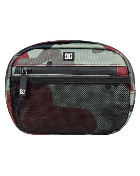 CAMO MENS ACCESSORIES DC SHOES BAGS + BACKPACKS - EDYBA03056-RRP6