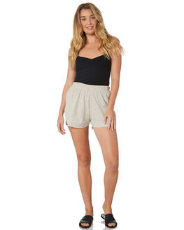 GREY MARLE WOMENS CLOTHING SWELL SHORTS - S8189232GRYMA