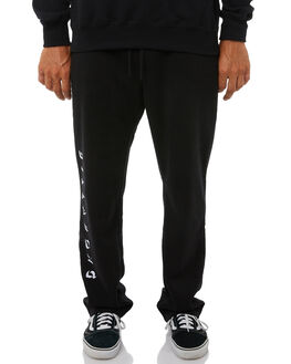 BLACK MENS CLOTHING BILLABONG PANTS - 9585301BLK