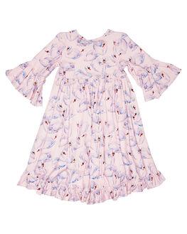 MULTI KIDS GIRLS ROCK YOUR KID DRESSES + PLAYSUITS - TGD20233-SWMULTI