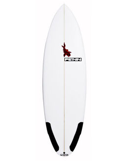 CLEAR SURF SURFBOARDS MATT PENN DESIGNS PERFORMANCE - RWING