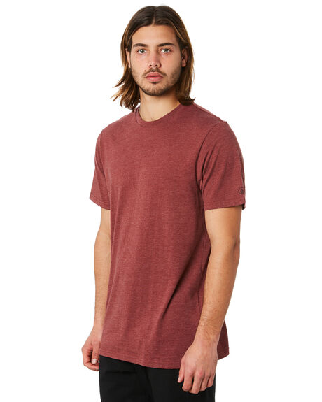 FLOYD RED MENS CLOTHING VOLCOM TEES - A5011530FLD