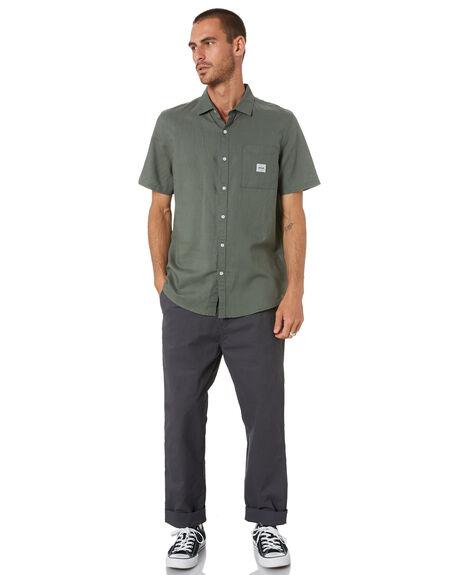 HEMP SEA MENS CLOTHING DEPACTUS SHIRTS - D5211171HMPSE