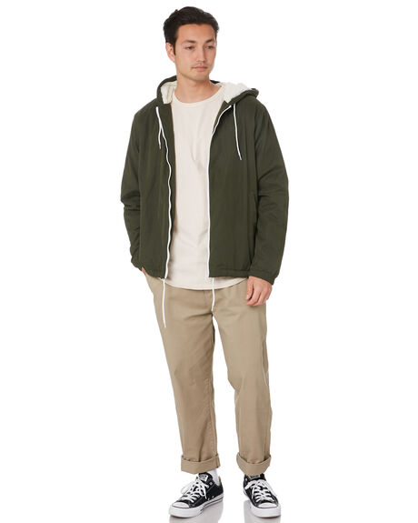 DARK FOREST MENS CLOTHING SWELL JACKETS - S5204382DKFST