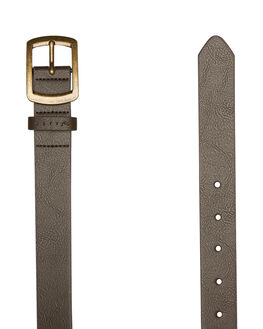 DARK COFFEE MENS ACCESSORIES RUSTY BELTS - BEM0500DCF