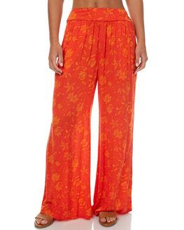TANGERINE WOMENS CLOTHING RUSTY PANTS - PAL1018TNG