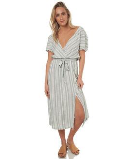 MULTI WOMENS CLOTHING MINKPINK DRESSES - MP1706457MULTI