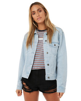 ICY WOMENS CLOTHING RVCA JACKETS - R271432ICY