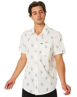 WHITE MENS CLOTHING VOLCOM SHIRTS - A0431903WHT