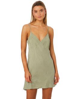 OLIVE WOMENS CLOTHING TIGERLILY DRESSES - T382451OLI