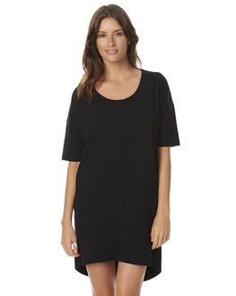 BLACK WOMENS CLOTHING SWELL DRESSES - S8161460BLK