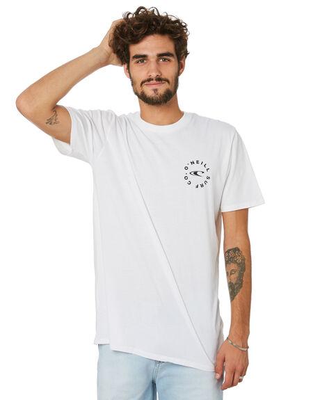 SUPER WHITE MENS CLOTHING O'NEILL TEES - 59111071010