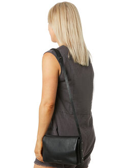 BLACK WOMENS ACCESSORIES STATUS ANXIETY BAGS + BACKPACKS - SA7641BLK