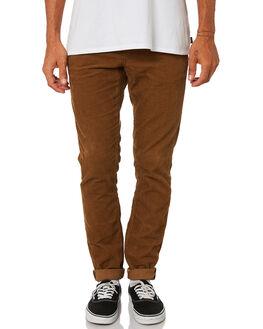CINNAMON MENS CLOTHING ACADEMY BRAND PANTS - 19W121CIN