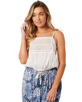 WHITE OUT WOMENS CLOTHING O'NEILL FASHION TOPS - 482120644J