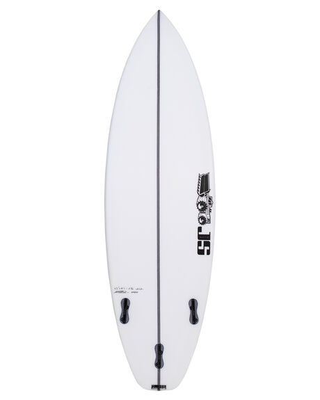 CLEAR BOARDSPORTS SURF JS INDUSTRIES SURFBOARDS - JMBBYFCLR