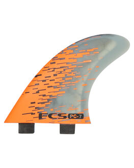 ORANGE SMOKE BOARDSPORTS SURF FCS FINS - PC07-147-28-RORGSM