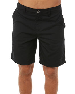 JET BLACK MENS CLOTHING OAKLEY SHORTS - 442243AU01K