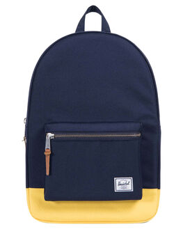 PEACOAT YELLOW UNISEX ADULTS HERSCHEL SUPPLY CO BAGS - 10005-01639-OSPEA