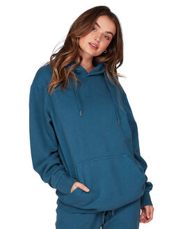 ORION BLUE WOMENS CLOTHING BILLABONG JUMPERS - BB-6507732-ION