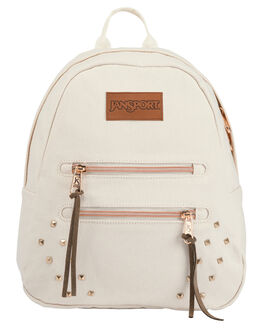 STUD TREATMENT WOMENS ACCESSORIES JANSPORT BAGS + BACKPACKS - JS0A3P3D-JS5J5