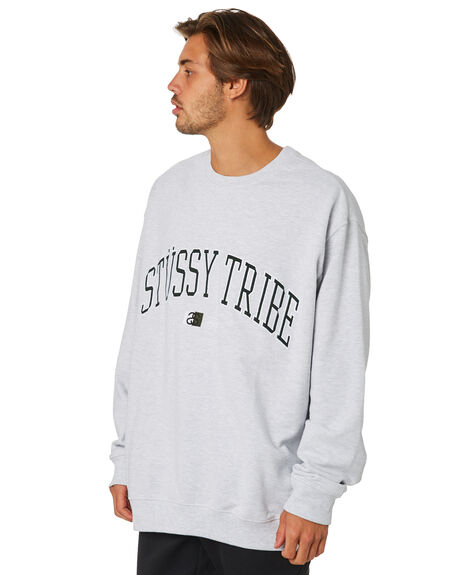 SNOW MARLE MENS CLOTHING STUSSY JUMPERS - ST095206SNWML
