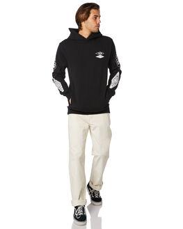 BLACK MENS CLOTHING VOLCOM JUMPERS - A4111950BLK