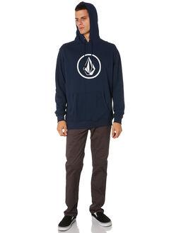 INDIGO MENS CLOTHING VOLCOM JUMPERS - A41316V3INDGO