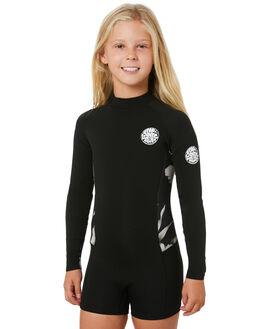 BLACK BOARDSPORTS SURF RIP CURL GIRLS - WSP8DJ1619