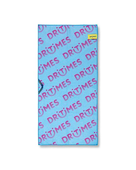BLUE OUTDOOR BEACH DRITIMES TOWELS - DTG0016