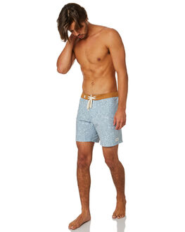 NAVY MENS CLOTHING RHYTHM BOARDSHORTS - JAN19M-TR02-NAV