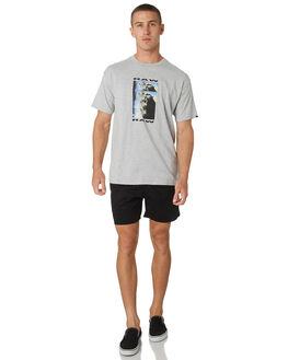 BLACK MENS CLOTHING ZANEROBE SHORTS - 601-FTBLK