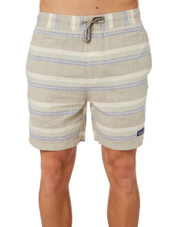 SHORELINES STRIPE MENS CLOTHING PATAGONIA SHORTS - 58055SHOS