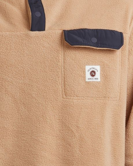 INCENSE MENS CLOTHING QUIKSILVER JUMPERS - UQYFT03061-CJZ0