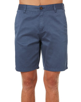 SLATE BLUE MENS CLOTHING KATIN SHORTS - WSCOV00SLBLU