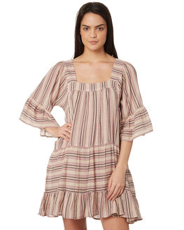STRIPE WOMENS CLOTHING TIGERLILY DRESSES - T395412STR