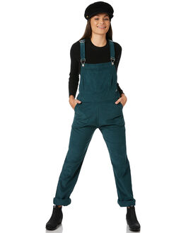 TEAL WOMENS CLOTHING RUE STIIC PLAYSUITS + OVERALLS - SW18-46TLTEAL