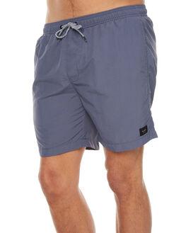 BRUISE BLUE MENS CLOTHING GLOBE BOARDSHORTS - GB01518019BRBL