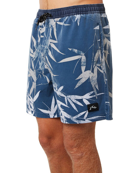 NAVY BLUE MENS CLOTHING RUSTY BOARDSHORTS - BSM1284NVB