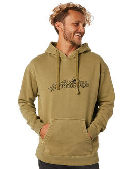 FATIGUE MENS CLOTHING THE CRITICAL SLIDE SOCIETY JUMPERS - FC1844FATGE