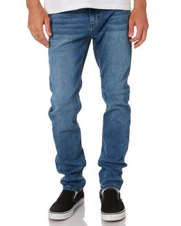 BLUE VINTAGE MENS CLOTHING RES DENIM JEANS - RD-MPN18124BLUV