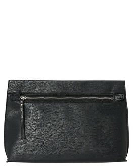 BLACK WOMENS ACCESSORIES THERAPY PURSES + WALLETS - SOLE-B0007BLK