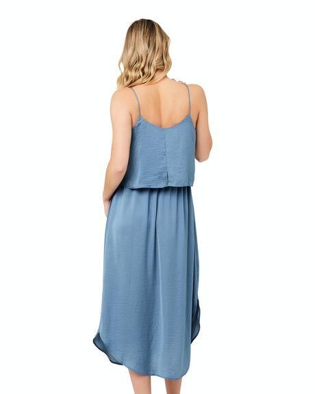 PETROL WOMENS CLOTHING RIPE MATERNITY DRESSES - S1059-PETROL-XS