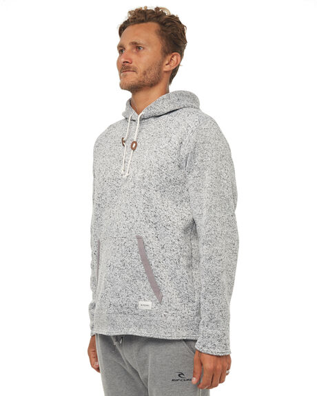 GREY MARLE MENS CLOTHING RIP CURL JUMPERS - CSWDO10085