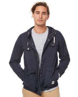 NAVY MENS CLOTHING ACADEMY BRAND JACKETS - 17W235NVY