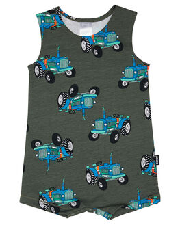 TRACTOR JACK KIDS BABY BONDS CLOTHING - BXTHNP3
