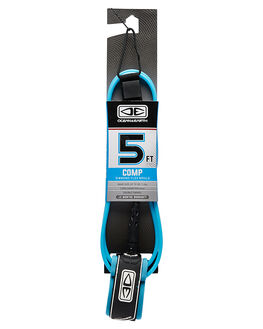 CYAN SURF HARDWARE OCEAN AND EARTH LEASHES - LM50CYAN