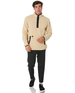 OATMEAL MENS CLOTHING DEPACTUS JUMPERS - D5194386OATML